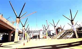 وزير النقل: مسار القطار الكهربائي سيكون جاهزًا بنهاية الشهر الحالي وقطاران يصلان في يوليو