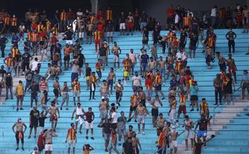 20 ألف مشجع في مدرجات ملعب «رادس» قبل انطلاق مباراة الأهلي والترجي