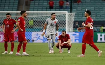 مدرب تركيا يتوقع تحسن أداء فريقه أمام سويسرا بيورو 2020