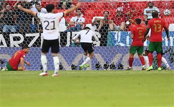 «جوسنس» يسجل الهدف الرابع لألمانيا فى شباك البرتغال بـ «يورو 2020»