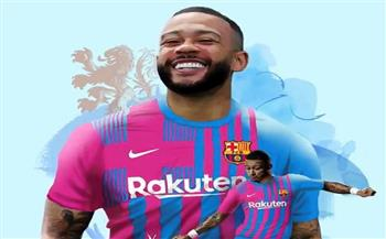 برشلونة يتعاقد مع ديباي حتى 2023