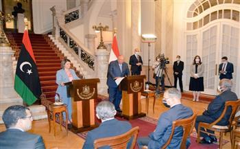 نجلاء المنقوش: إطلاق مبادرة استقرار ليبيا فى مؤتمر برلين