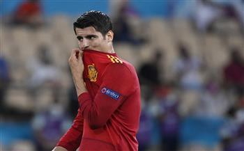 موراتا يقود هجوم إسبانيا لمواجهة بولندا فى يورو 2020