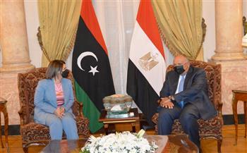 المنقوش: إخراج القوات الأجنبية والمرتزقة في ليبيا هو السبيل الوحيد لتحقيق الاستقرار
