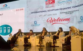 انتهاء فعاليات المؤتمر المصري الدولي لطب الأطفال بمناقشة 35 موضوعا علميا