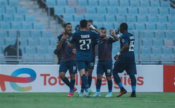 الأهلي يخطف فوزًا ثمينًا أمام الترجي التونسي بهدف نظيف في ذهاب نصف نهائي أبطال إفريقيا | صور