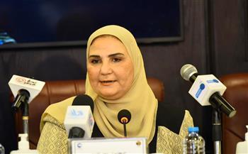 وزيرة التضامن: «مصر عمرها ما جاعت».. و «تكافل وكرامة» ليس عبئا ولكنه استثمار | صور