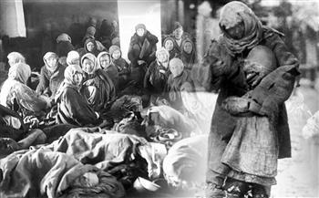 هذا ما جناه ستالين..كيف تسبب الرجل الحديدي في مجاعة المليون بكازاخستان؟ صور