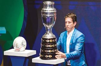 """""""فيفبرو"""" يعرب عن قلقه إزاء نقل كوبا أمريكا إلى البرازيل"""