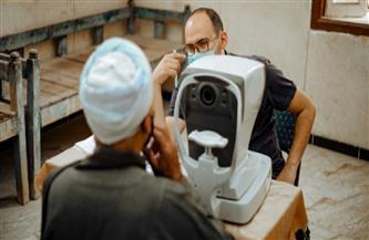 تنظيم قافلة طبية مجانية لأهالي المراغة بسوهاج| صور