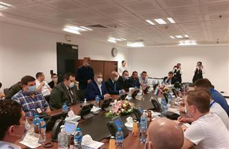 نائب وزير الطيران المدني يتفقد مطاري شرم الشيخ والغردقة الدوليين