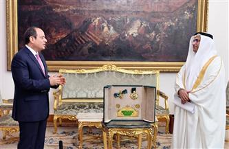 """تنسيقية شباب الأحزاب تهنئ الرئيس السيسي لحصوله على """"وسام القائد"""" من البرلمان العربي"""