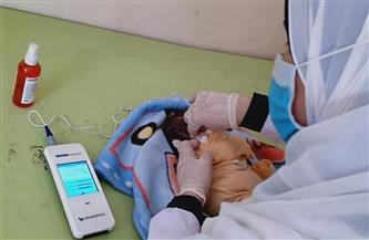 """فحص 107 آلاف طفل ضمن مبادرة """"السمعيات"""" للأطفال حديثي الولادة بكفر الشيخ"""