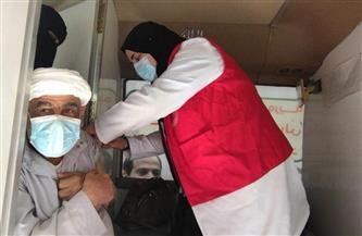 الصحة: تلقي 2500 مواطن من أصحاب المعاشات لقاح كورونا خلال اليوم الأول من إطلاق القوافل الطبية