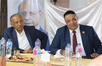 """""""الحركة الوطنية"""": مصر علي أعتاب جمهورية جديدة.. ونتعهد بتقديم مفهوم جديد للعمل السياسي   صور"""