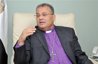 """رئيس الطائفة الإنجيلية يهنئ الرئيس السيسي لحصوله على """"وسام القائد"""" من البرلمان العربي"""