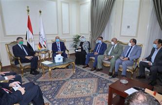 السفير الألماني: حكومتنا والبرلمان تعهدا بتوفير وتأمين التمويل المالي الميسر لمشروع القطار الكهربائي في مصر