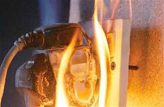 ماس كهربائى يتسبب فى حريق داخل مخبز بالمحلة الكبرى