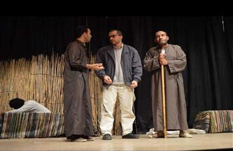 """فرقة «وجوه» تقدم العرض المسرحي """"المقام"""" في معهد جوتة غدًا"""