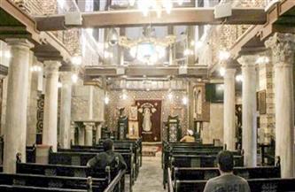 أبرز أعمال التطوير بموقع كنيسة زويلة بالقاهرة الفاطمية إحدى محطات رحلة العائلة المقدسة