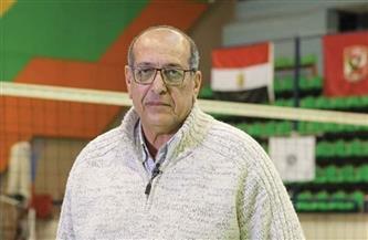 رءوف عبد القادر: دعم مجلس الإدارة وراء تفوق «رجال طائرة الأهلي»