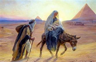 أبرز أعمال التطوير بموقع جبل الطير في المنيا بمسار العائلة المقدسة