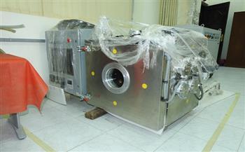 رئيس وكالة الفضاء المصرية: القمر الصناعي cubsat يصنع بالكامل بأيادينا