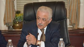 طارق شوقي: الوزارة تسطر ملحمة في امتحانات الدبلومات الفنية| فيديو