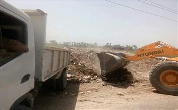 محافظ أسيوط: حملات للنظافة وإزالة الإشغالات بمركز الفتح  |صور