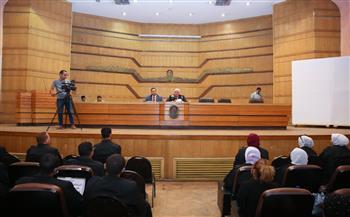 انعقاد جلسة حلف اليمين القانونية للمحامين الجدد لـ17 نقابة فرعية | صور