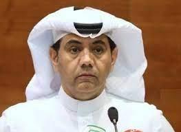 الأمين العام للاتحاد العربي لكرة القدم يزور اتحاد الكرة