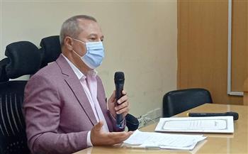 اجتماع بصحة الدقهلية لمناقشة مستجدات تفعيل برنامج الزمالة المصرية