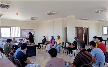 محافظ كفر الشيخ يشيد بدورات مراكز الشباب للإسعافات الأولية بالتعاون مع الهلال الأحمر/صور