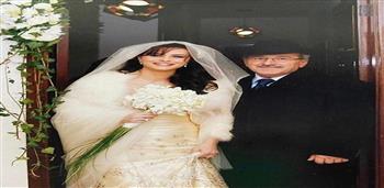 نور اللبنانية تحتفل بيوم الأب على «إنستجرام»