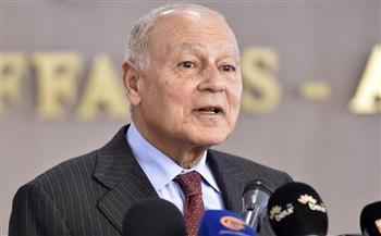 أبو الغيط: الأمن المائي لمصر والسودان من أهم قضايا الأمن القومي العربي| فيديو