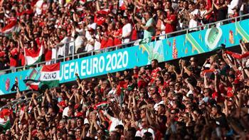 الجماهير الروسية تغيب عن مباراة الدنمارك في يورو 2020
