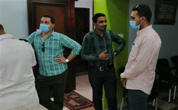 إغلاق 13 منشأة طبية في حملات مكبرة بالفيوم| صور