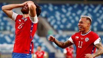 """تشيلي تخرق الفقاعة الصحيّة في كوبا أمريكا بسبب """"مزين الشعر"""""""