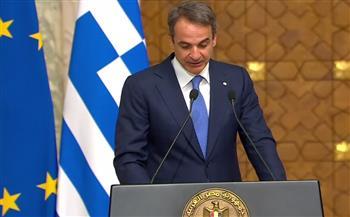 رئيس وزراء اليوناني يؤكد للشعب الليبي الحق في اختيار ممثليه بإرادة حرة
