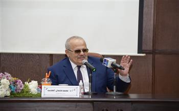 جامعة القاهرة: كلية التخطيط العمراني شاركت بـ 10 مشروعات قومية من خلال تنفيذها أو تقديم الاستشارات العلمية صور