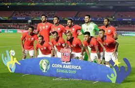 عقوبات على لاعبي منتخب تشيلي لخرق الفقاعة الصحية في كوبا أمريكا