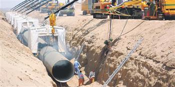 بدء أعمال تطوير شبكات المياه والصرف الصحى بمدينة السلام2 بالسويس