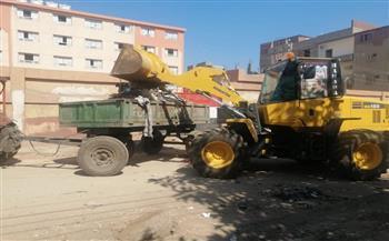 الوحدات المحلية ببيلا كفر الشيخ تواصل جهودها للارتقاء بالخدمات المقدمة للمواطنين |صور