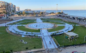 محافظ بورسعيد يؤكد: مشروع ساحة مصر يشهد تنفيذ اللمسات الأخيرة قبل الافتتاح | صور