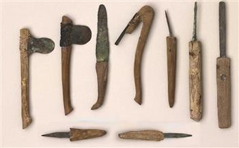 «بلطة» من العصر الفرعوني.. قطعة شهر يونيو بمتحف الشرطة