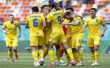 انطلاق مباراة أوكرانيا والنمسا بدور المجموعات فى يورو 2020