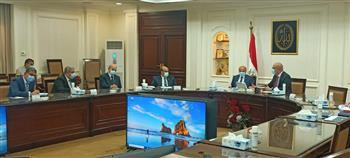 وزير العدل يبحث إجراءات تنفيذ مدينة العدالة وتوفير وحدات سكنية للقضاة بالعاصمة الإدارية