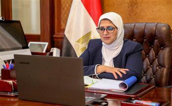 أكبر مجمع لإنتاج اللقاحات في الشرق الأوسط وإفريقيا.. وزيرة الصحة تستعرض آخر المستجدات الخاصة بكورونا