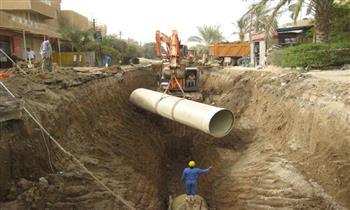 «الإسكان»: الصرف الصحي يغطي 96% في الحضر و40% بالريف