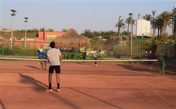 غدا.. مصر تواجه بنين في افتتاح بطولة إفريقيا لناشئي وناشئات التنس بالسليمانية